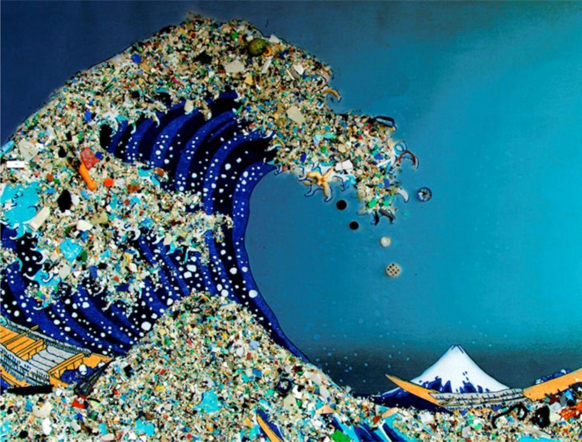 Japón y la basura de los otros